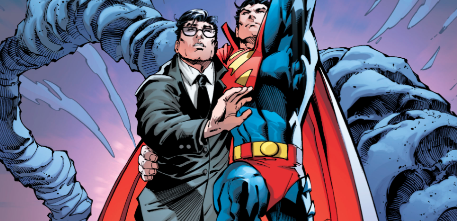 Superman: Up in the Sky #4 Review – What is a man?