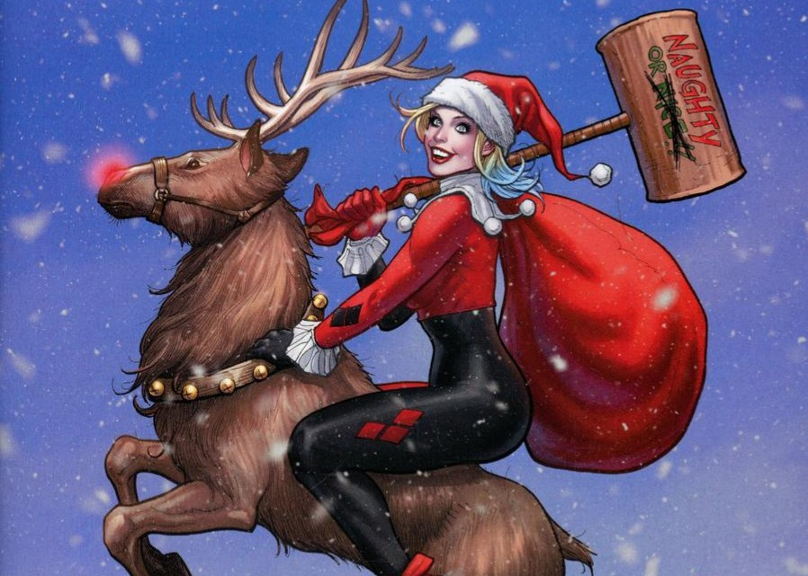 Have A Harley Jolly Christmas (Harley Quinn #68 Review)