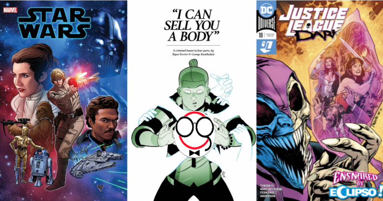 Geek Picks for January 1st, 2020!