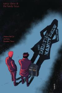 Nancy Drew and the Hardy Boys: The Death of Nancy Drew #1