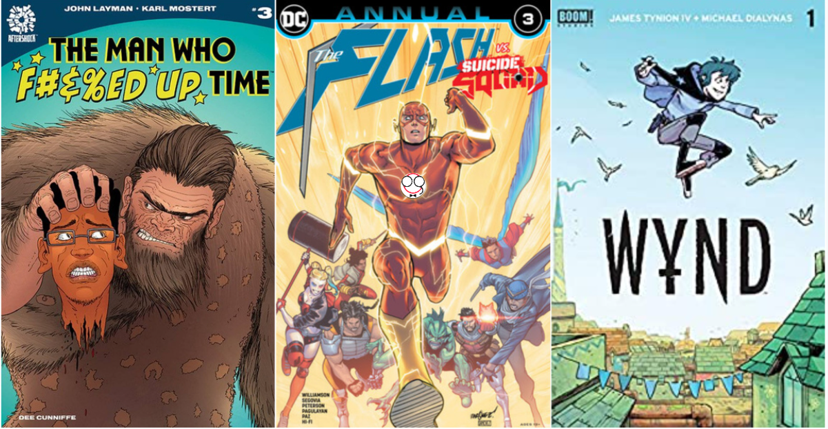 Geek Picks for June 17th, 2020!