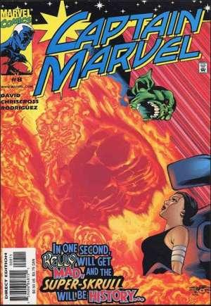 Captain Marvel (1999-2002)#8