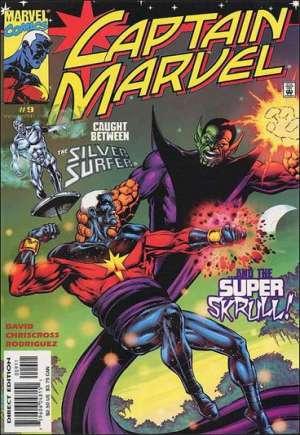 Captain Marvel (1999-2002)#9