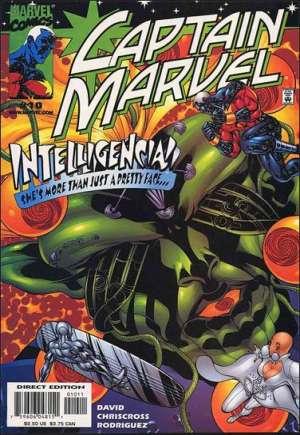 Captain Marvel (1999-2002)#10