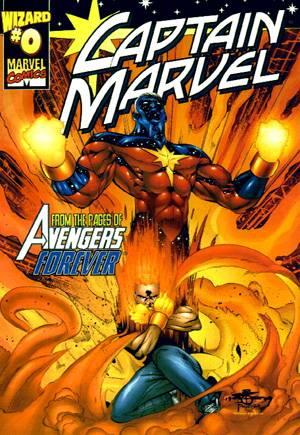 Captain Marvel (1999-2002)#0