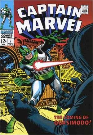 Captain Marvel (1968-1979)#7