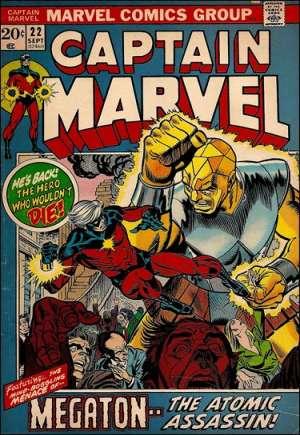 Captain Marvel (1968-1979)#22