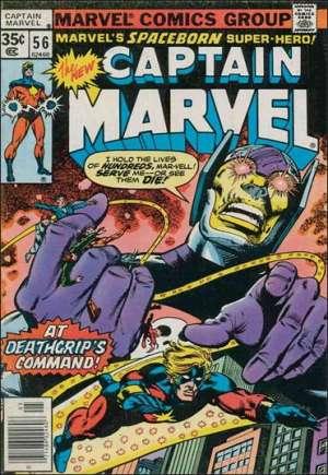 Captain Marvel (1968-1979)#56A