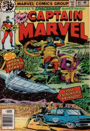 Captain Marvel (1968-1979)#60
