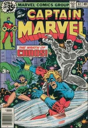 Captain Marvel (1968-1979)#61
