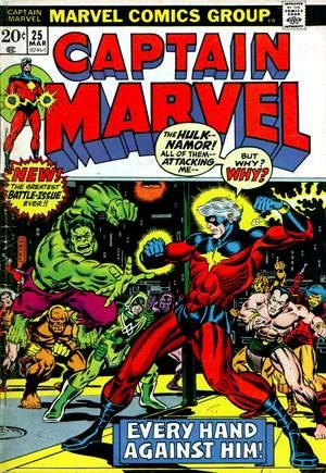 Captain Marvel (1968-1979)#25B