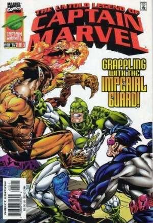 Untold Legend of Captain Marvel (1997)#2B