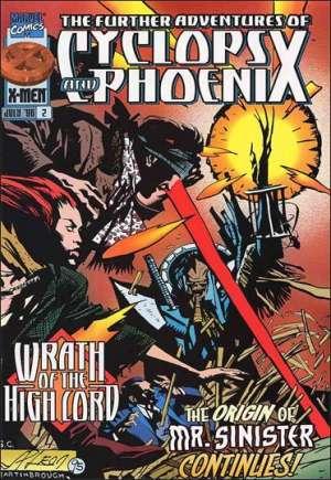 Further Adventures of Cyclops and Phoenix (1996)#2