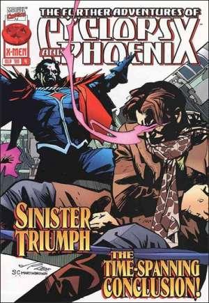 Further Adventures of Cyclops and Phoenix (1996)#4