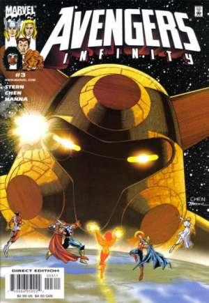 Avengers Infinity (2000)#3