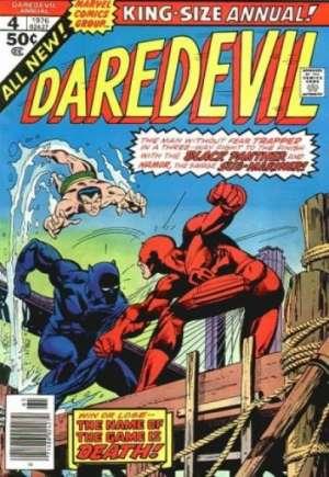 Daredevil (1964-1998)#Annual 4