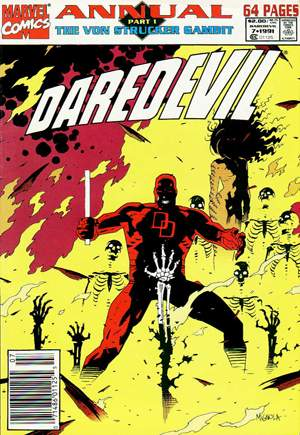 Daredevil (1964-1998)#Annual 7A