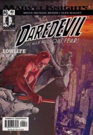 Daredevil (1998-2011)#42B