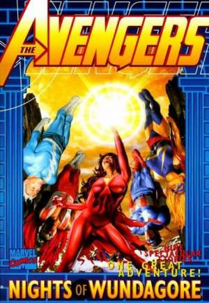 Backpack Marvels: Avengers (2001) #TP