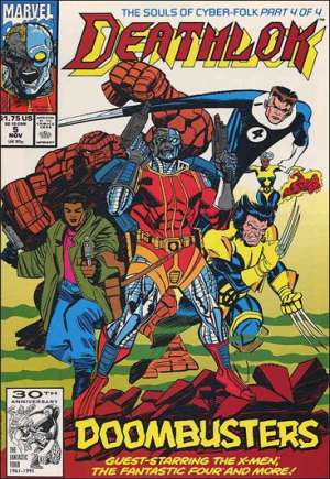 Deathlok (1991-1994)#5