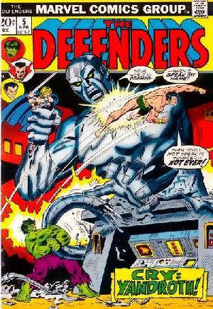 Defenders (1972-1986)#5A
