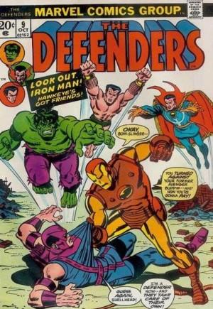 Defenders (1972-1986)#9A
