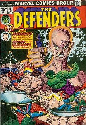 Defenders (1972-1986)#16A
