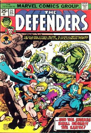 Defenders (1972-1986)#23A
