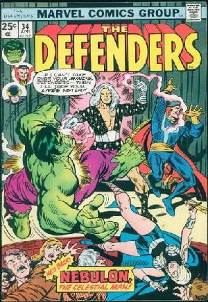 Defenders (1972-1986)#34A