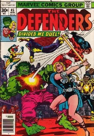 Defenders (1972-1986)#45A