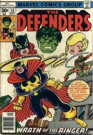 Defenders (1972-1986)#51A