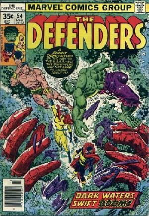 Defenders (1972-1986)#54