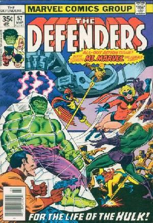 Defenders (1972-1986)#57