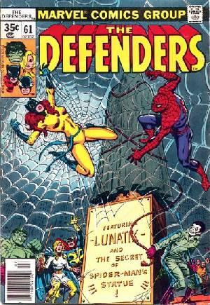 Defenders (1972-1986)#61