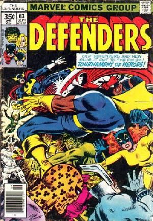Defenders (1972-1986)#63