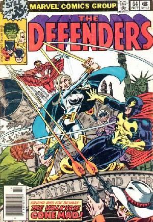 Defenders (1972-1986)#64