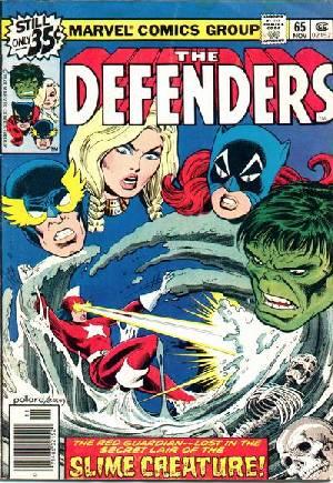 Defenders (1972-1986)#65