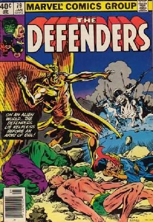 Defenders (1972-1986)#79A