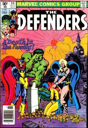 Defenders (1972-1986)#89A