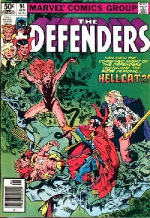 Defenders (1972-1986)#94A