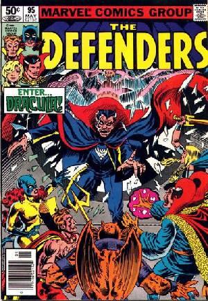 Defenders (1972-1986)#95A