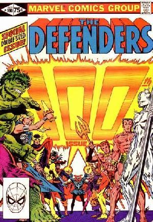 Defenders (1972-1986)#100B