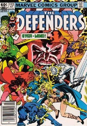 Defenders (1972-1986)#112A