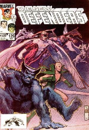 Defenders (1972-1986)#125B