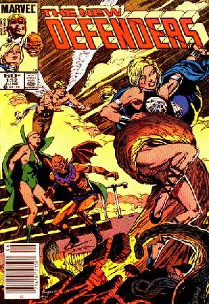Defenders (1972-1986)#132A