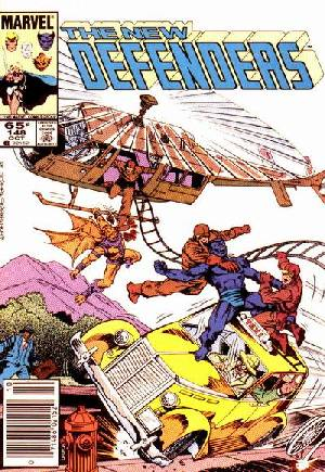 Defenders (1972-1986) #148A