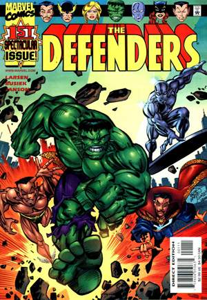 Defenders (2001-2002) #1A