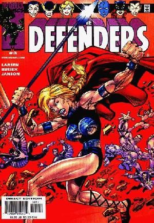 Defenders (2001-2002)#3