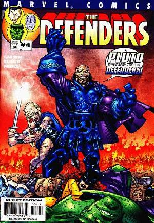 Defenders (2001-2002)#4