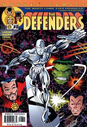 Defenders (2001-2002)#8